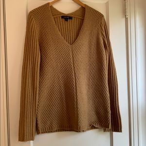 Forever21 Soft Knit Sweater, Camel